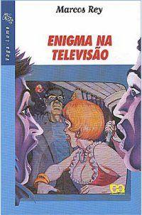 Enigma na televisão.
