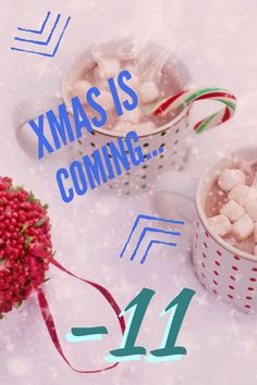 Xmas is coming...