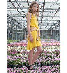 Marigold Tent Dress, SVILU
