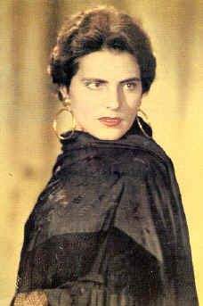 "Amalia Rodrigues, fadoista ""The fado is not meant to be sung; it simply happens."""