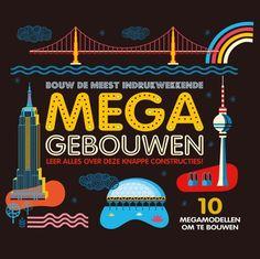 bol.com | Megagebouwen, Ian Graham | 9789059088603 | Boeken Golden Gate Bridge, Empire State Building, Graham, Gifts For Kids, Products, Paper Board, Presents For Kids, Gifts For Children, Gadget