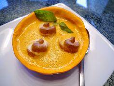 Krizi´s Kitchen: Leichte Kürbissuppe
