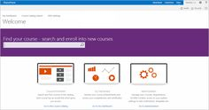 An example of learning management system (LMS) and SharePoint software development by Belitsoft.