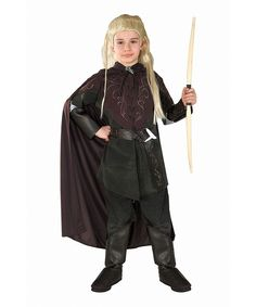 Legolas Dress-Up Set by The Lord of the Rings #zulily #zulilyfinds