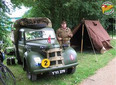 Pathfinder Distribution – The WWII Tent People!