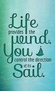 Discover and share Happy Sailing Quotes. Explore our collection of motivational and famous quotes by authors you know and love. Fearless Quotes, My Life Quotes, Today Quotes, Quotes To Live By, Boating Quotes, Sailing Quotes, Nautical Quotes, Nautical Theme, Yw In Excellence