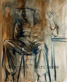 Dekorative Kunst Malerei Leinwand Hause Malerei von MiriLaveeArt