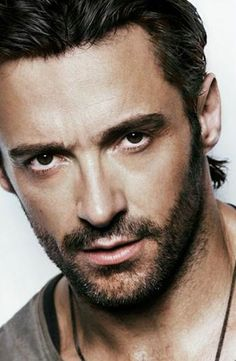 Hugh Jackman - I'd let him run his adamantium blades all over me any time.