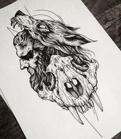 421 Melhores Imagens De Tattoo Caveira Em 2020 Desenhos