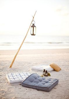 "beach party by the style files, via Flickr  Great moments at the seaside with ""The style flies"""