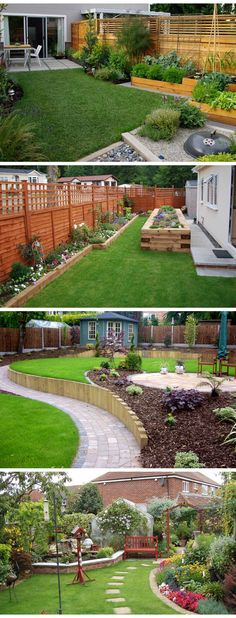 Amazing Front Yard and Back Yard Landscaping Designs and Ideas - Landscaping. Bes… - garden design Amazing Front Yard and Back Yard Landscaping Designs and Ideas - Landscaping. - garden design In modern cities, . Courtyard Landscaping, Backyard Garden Landscape, Garden Landscape Design, Landscape Plans, Landscape Designs, Front Yard Landscaping, Landscaping Edging, Small Vegetable Gardens, Small Gardens