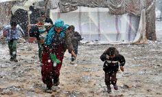 Musim Dingin Tiba, Dystopia Suriah Kian Nyata