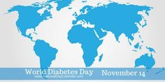 On November World Diabetes Day raises awareness and provides education concerning a disease that affects over 400 million adults internationally. Diabetes Tattoo, Diabetes Day, Causes Of Diabetes, National Day Calendar, Days And Months, World Days, Diabetes Mellitus, National Holidays, Type 1