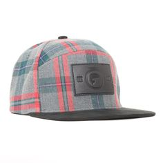 - Description - Size & Fit Premium Quality - Limited Edition Fly Fishing Classic 5 Panel Plaid Series Snapback Hat With Flat Brim Genuine Leather Patch with Logo. Matching plastic adjustable strap 60%