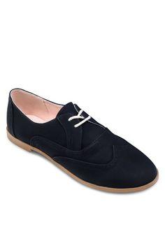 da2ed656720 Faux Leather Brogue Shoes Leather Brogues