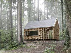 Waldsetzkasten, Wolfurt, 2011 - Bernd Riegger Architektur