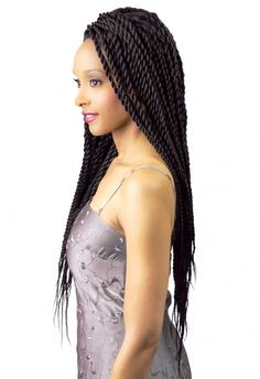 New Born Free Synthetic Braided Lace Front Wig Magic Lace Braid Senegal Twist Big Twist Braid Hairstyles, Twist Braids, Weave Hairstyles, Afro Braids, Big Braids, Havana Mambo Twist Crochet, Crochet Hair Extensions, Natural Wigs, Natural Hair
