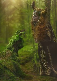 Earth Witch: #Earth #Witch ~ © A.M.Lorek Photography.