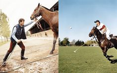 Adolfo Cambiaso, one of the best polo players
