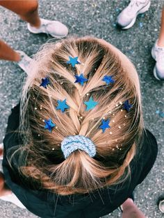 30 Cute And Easy Little Girl Hairstyles Ideas For Your Girl! - Part 38 Easy Little Girl Hairstyles, Messy Hairstyles, Pretty Hairstyles, Hair Day, My Hair, Hair Inspo, Hair Inspiration, Balayage Blond, Tips Belleza
