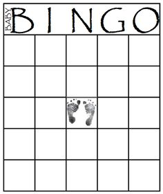 Blank Printable Bingo Cards A Template Pictures Of To Print