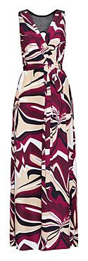 Fashion Star purchased look by H Sold out:( Maxi Wrap Dress, Print Wrap, Star Fashion, Magenta, Patience, Popular, Stars, My Style, Watch