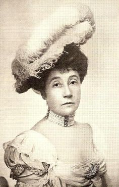 """Mrs. Stuyvesant Fish (1853-1915) Born Marion """"Mamie"""" Graves Anthon,  she married (1 Jun 1876) Stuyvesant Fish (1851-1923), President of the Illinois Central Railroad, and Director of the National Park Bank of New York City. Following the death of The Mrs. Astor, she was acknowledged as leader of """"The  400."""""""