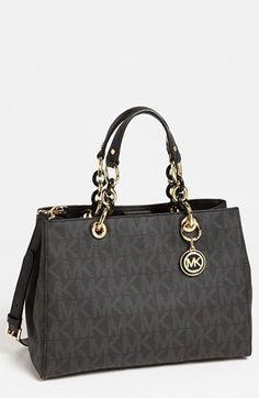 5d1a7621c88a5 MICHAEL Michael Kors  Cynthia - Medium  Satchel available at  Nordstrom Michael  Kors Outlet