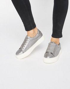 separation shoes 3b445 9c3dd Miss KG Kamille Sneaker Lanyards, Skor Med Kilklack, Tennis, Idrott
