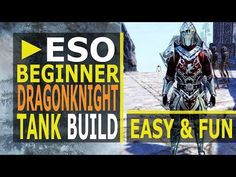 Elder Scrolls Online, Thick Skin, Cool Tanks, Some Text, Goal, Have Fun, Create, Building, Easy