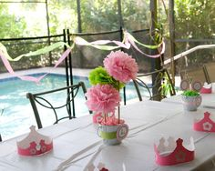Photo 1 of 26: Princess & the Frog / Birthday Princess & Frog Birthday   Catch My Party