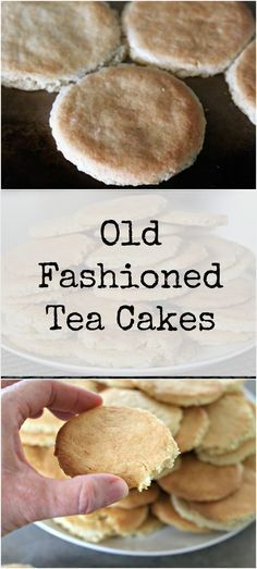With some basic ingredients that you probably already have in your pantry, you can make a batch of Old Fashioned Southern Tea Cakes. I bet you can't eat just one. Source by neelyveach fashion biscuits Tea Cake Cookie Recipe, Tea Cake Cookies, Galletas Cookies, Recipe For Tea Cakes, English Tea Cookies Recipe, Best Tea Cake Recipe, Cupcakes, Lemon Tea Cookies Recipe, Icebox Cookies
