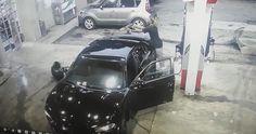 Video Captures Dramatic Shootout With AK Pistol At Atlanta Gas Station