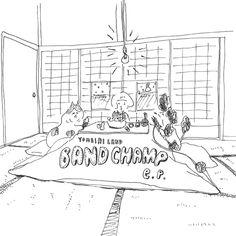 BANDCHAMP e.p.  by yomeiriland