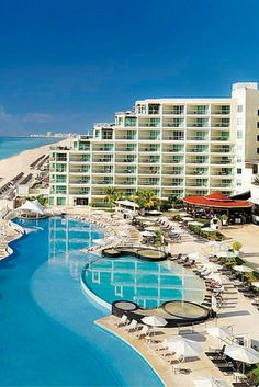 Beautiful views at Hard Rock Hotel Cancun, Mexico