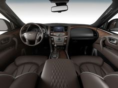 For the Infiniti top-line luxury SUV receives several updates including a new ultra swank Limited Package. Infiniti Qx 80, 2015 Infiniti, My Dream Car, Dream Cars, Cool Trucks, Cool Cars, Infinity Qx, Rolls Royce Cullinan, Auto News