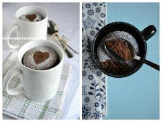 Шоколадно-кофейный кекс в кружке - Перчинка хозяюшка