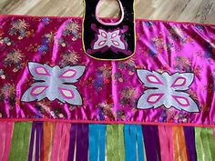 anishinabe powwow fancy shawl | eBay