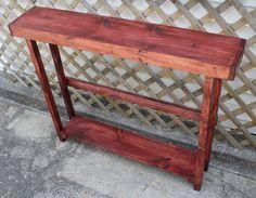 Beautiful Red Oak TALL SKINNY 875x45x35 SOFA by UniquePrimtiques, $99.95