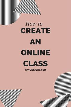 Did you know that creating an online course is one of the best ways to create a passive income as a blogger or creative entrepreneur? Well it is! let me show you how to create one and tell you about where you can host the information online to have a great, interactive course structure!