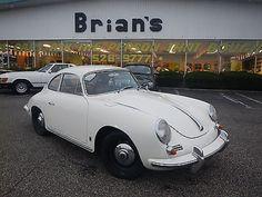 1962 Porsche 356 T6B 1962 Porsche 356