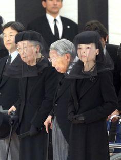 Princess Yuriko of Mikasa and Princess Akiko of Mikasa, June 17, 2014 | Royal Hats