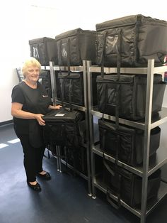 ‪Cardiff Council Meals on Wheels Service now Delivering Hot Meals with Sweetheat Heated Delivery Bags.  www.sweetheat.co.uk #sweetheatheateddeliverybags @CareHomeShow @cardiffcouncil ‬
