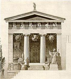 Antiikin temppelit Kreikassa/Antic temples in Greece on ...
