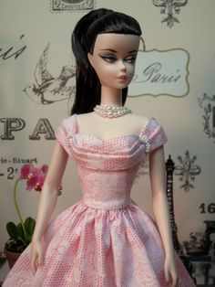Rockabilly Dress in Rose Lace by Bellissimacouture on Etsy