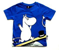 MOOMIN limited edition TOVE100 anniversary t shirt