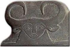 Bat, as seen on the  Narmer palette