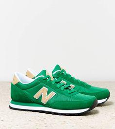 New Balance says #SicEm. // New Balance 501 Sneakers