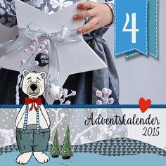 Adventskalender - Türchen Nr.4 - Blogger-Memory by sweet Dagmar - Zwirnguin