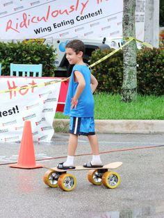 #AlwaysDoItBIG  www.DonkBoard.com  #skateboard #donkboard #cute #child
